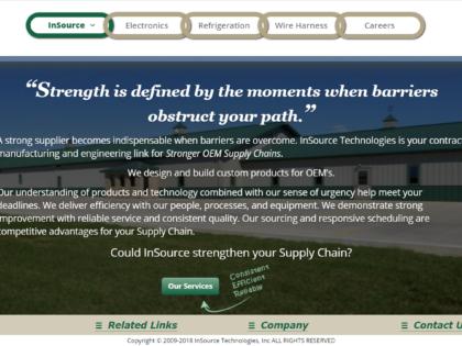 InSource Technologies, Inc website refresh!