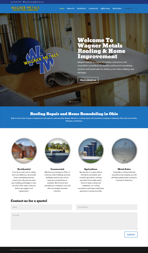 wagner metalswebsite image