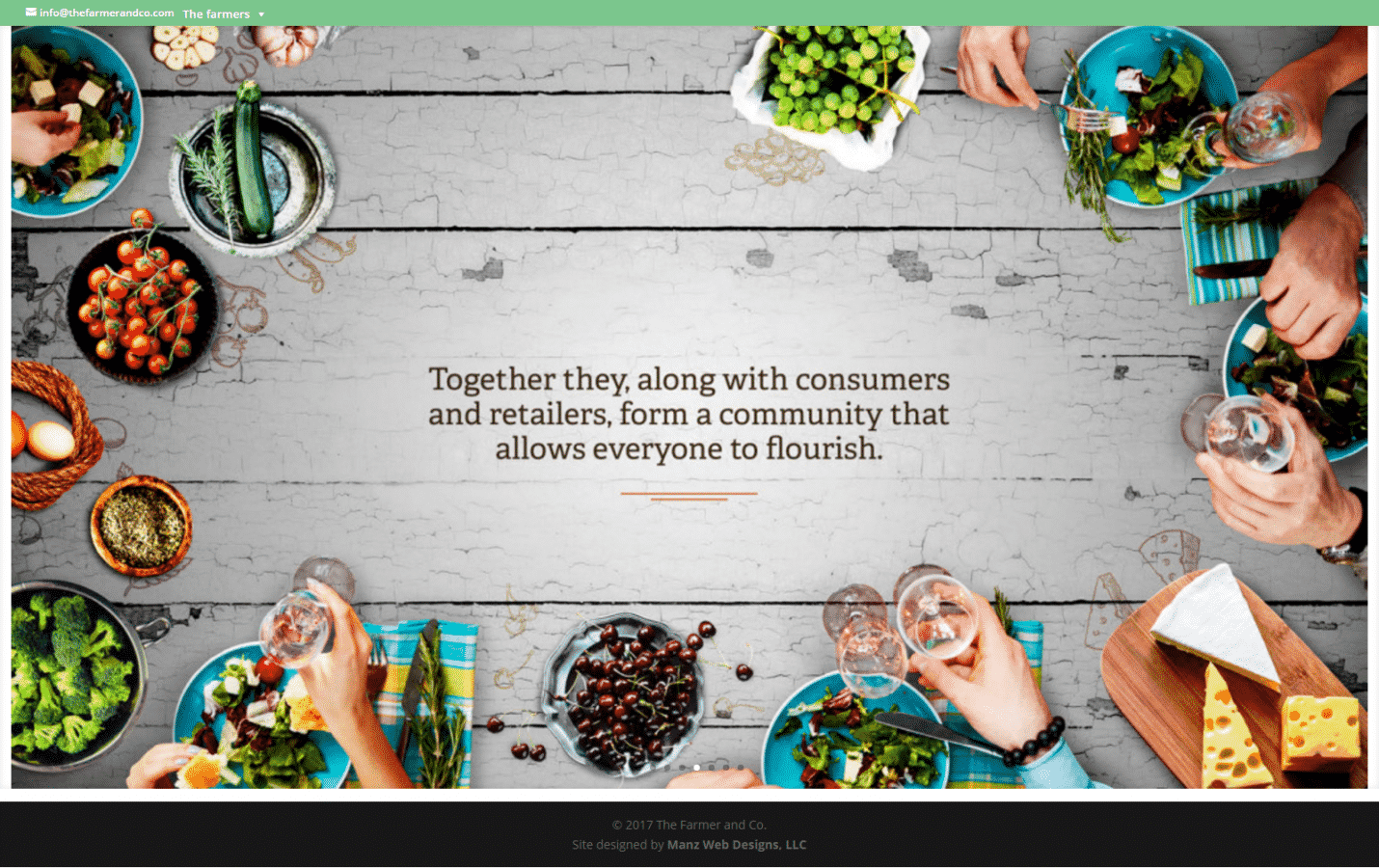 The Farmer And Cowebsite image